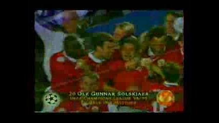 Champions League Final Man.utd Vs Bayern