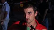 Кристиян Добрев: Ние продължаваме, те да си гледат първенството в Македония