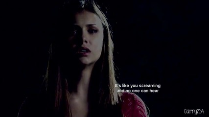 The Vampire Diaries || It's like you screaming and no one can hear