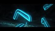 Daft Punk - Derezzed (hd) [ Tron Legacy ]