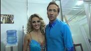 Dancing Stars - Бързото сработване на Дарин и Теди (15.04.2014г.)