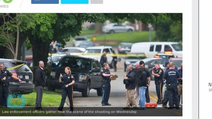 Omaha Cop Killed In Shootout