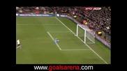 Манчестър Юнайтед 2 - 1 Тотнъм Бербатов Гол