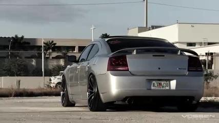 Dodge Charger Srt - Vossen Wheels