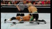 Wwe Raw 11.06.12 Dolph Ziggler е претендент За Светавнота Титла Срешу Шеймъс На No Way Out/без Изход