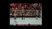 Evan Bourne vs. Dolph Ziggler - Wwe Raw 18.04.11