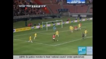 """ПСЖ е на полуфинал за Купата на Франция след продължения срещу """"Льо Ман"""""""