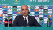 Russia: 'Real shock' - Belgium's Martinez on Danish player on-field collapse in presser after victory over Russia