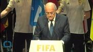 FIFA President Addresses Corruption Scandal