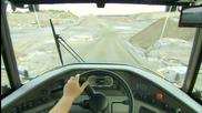 Volvo Articulated Hauler (dump trucks) F-series A25f, A30f, A35f, A40f walk-around video