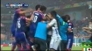 Кот д' Ивоар 2 - 1 Япония // F I F A World Cup 2014 // Ivory Coast 2 - 1 Japan // Highlights