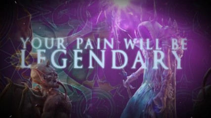 The Unguided - Legendary ( Official Lyric Video)