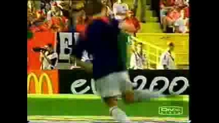 Кристиано Роналдо Vs Роналдиньо