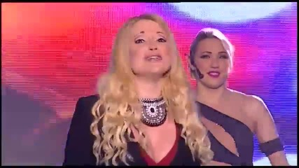 Maja Nikolic - Su su (Grand Parada 14.04.2015.)