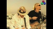 Chad Kroeger Feat. Santana  Into The Night (+ Превод) High-Quality