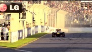 2011 Australian Grand Prix Race - Flashes