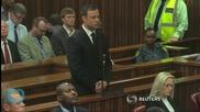 'Blade Runner' Oscar Pistorius Granted Prison Release