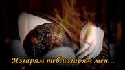 Гръцка Премиера 2014 | Изгарям Теб | Haris Alexiou - Kaiw Esena | New Song | превод