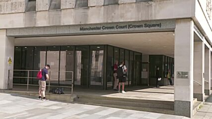 UK: Ex-footballer Ryan Giggs arrives at court for domestic violence pre-trial
