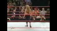 Незабравимите моменти на Trish Stratus в WWE