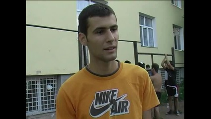 Street Workout Vratza * Враца * - 02.08.11г
