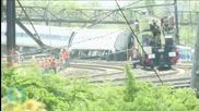 Philadelphia Train Crash Engineer Lays Low as Scrutiny Heats up