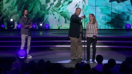 The Game Awards 2014: Industry Icon Award - Ken and Roberta Williams