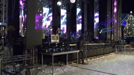 Ayhan infire & Bisko, live Varna, новогодишен концерт