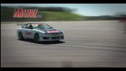 Jdm Showdown - drift track testing at Wsid