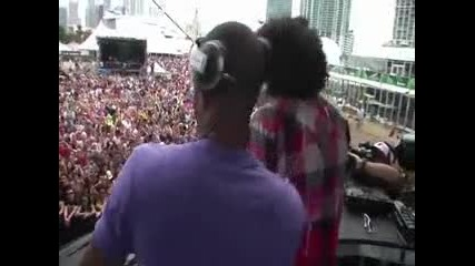 Sunnery James & Ryan Marciano (live) @ Ultra 2010 (mainstage)