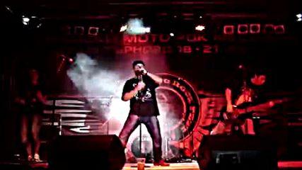 Svetlio & The Legends - Grozna si kato salata (live at Veliko Tarnovo 2011) Video