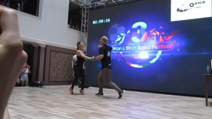 Workshop 3 - Karen & Ricardo - Salsa L. A.