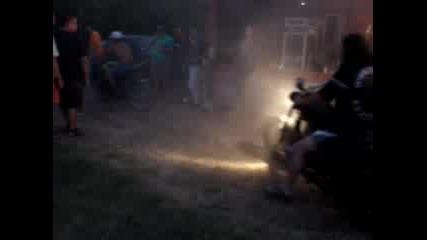 Огън, Ебън, Сеч - Vagabonds 2007