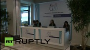Turkey: G20 energy ministers convene in Istanbul