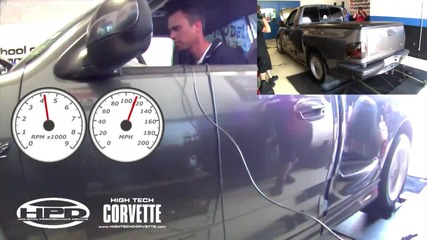 Corvette Dyno Day - part 2
