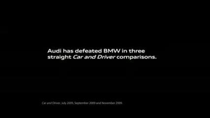 Friendly Competition Audi Vs Bmw