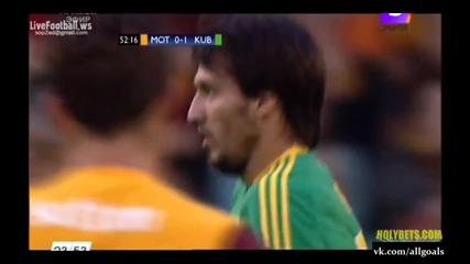 01.08 Двата гола на Ивелин Попов с/у Мъдъруел