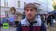 Austria: Graz pro-refugee march demands asylum law reform