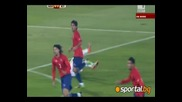 World Cup 10 - Chile 1 - 2 Spain