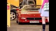 Гъзар с Ferrari пълен идиот