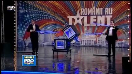Румъния търси талант