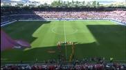 """Осасуна 1 - 2 Барселона 26 август 2012 Primera Divison 2012/2013 """" Рейно де Навара """""""