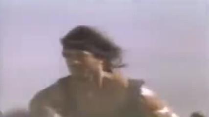 Зад кулисите на Рамбо 3 (1988)