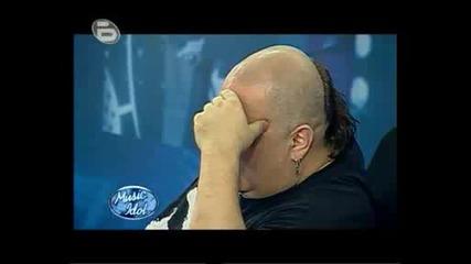 Music Idol 3 - Пловдив - Най - Иэмореният Участник.avi