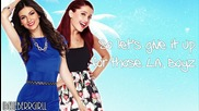 Victorious Cast feat. Victoria Justice & Ariana Grande - L.a. Boyz (with lyrics)