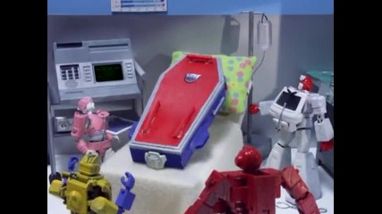 Robot Chicken s01e02 - junk in the