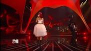 / Live / Eminem and Rihanna ( Not Afraid , Love The Way You Lie )