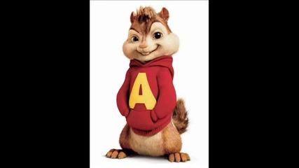 Dj Alvin and Chipmunks - Ai Se Eu Te Pego