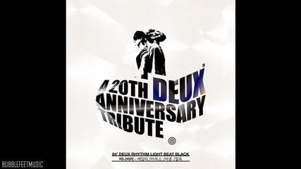 Ailee & Feeldog (bigstar) & Maboos & Chakun (electroboyz) - Go Away [20th Deux Anniverary Tribute]