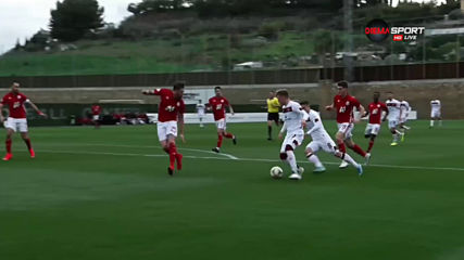 ЦСКА - Нюрнберг 0:2 /първо полувреме/